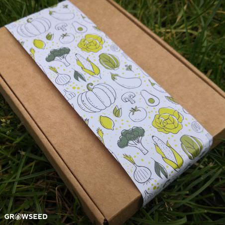 Vegetable Seeds Gift Set