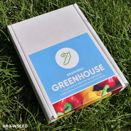 Greenhouse Seed Gift Set
