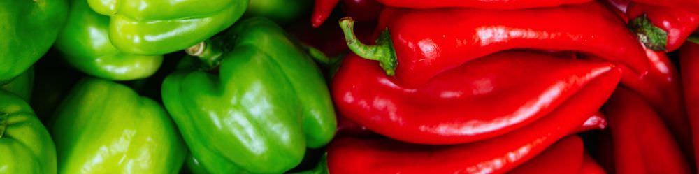 Organic Chilli and Sweet Pepper Seeds